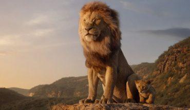 Лев с потомством