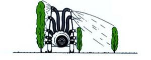 опрыскиватель-распылитель для сада